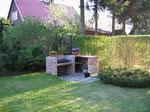 murowany grill